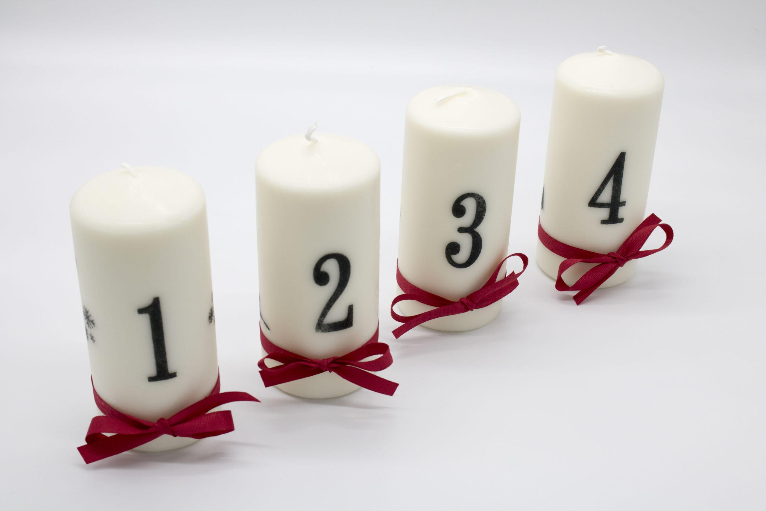 Kerzen & Adventskerzen