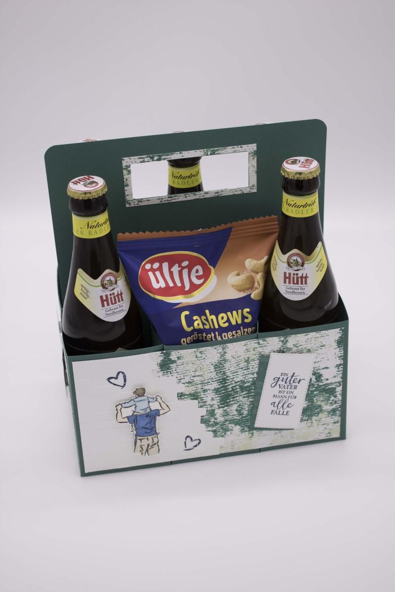 Bierträger zum Vatertag