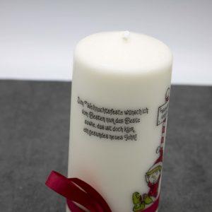 Wichtel Kerze