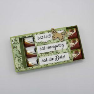 Schokoladen Verpackung